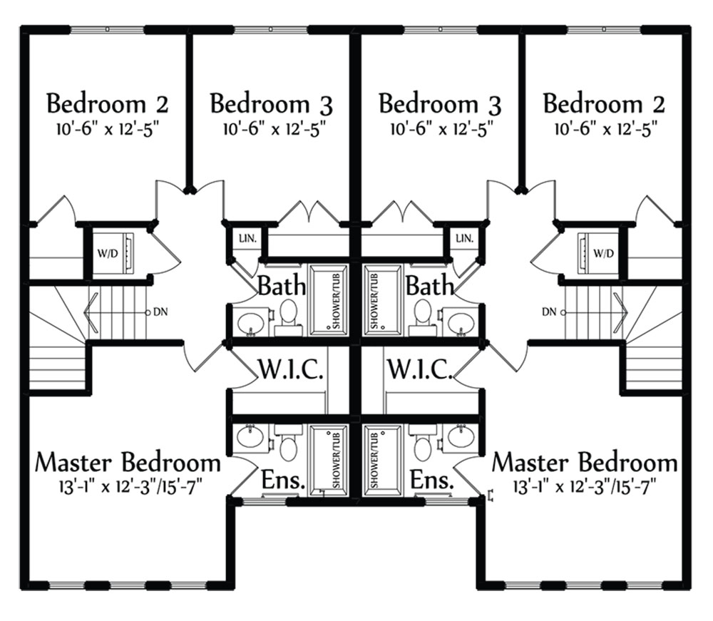 Grayson Second Floorplan 726