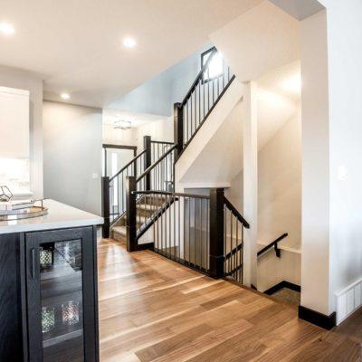 Joseph Kitchen Stairwell 2