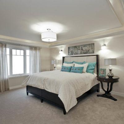 Kaitlyn II Master bedroom