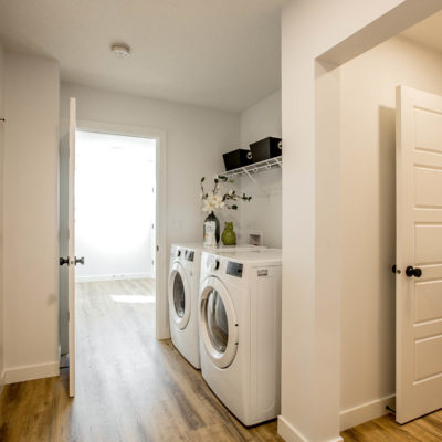 Lucas Laundry Area