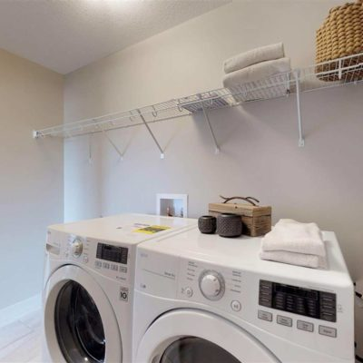 Oliver Laundry Room