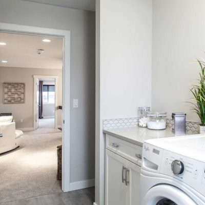 Rosaria III Model Laundry Room 2