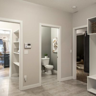 Rosaria III Model Mudroom