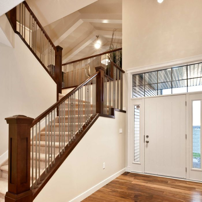 San Rufo Stairwell 1