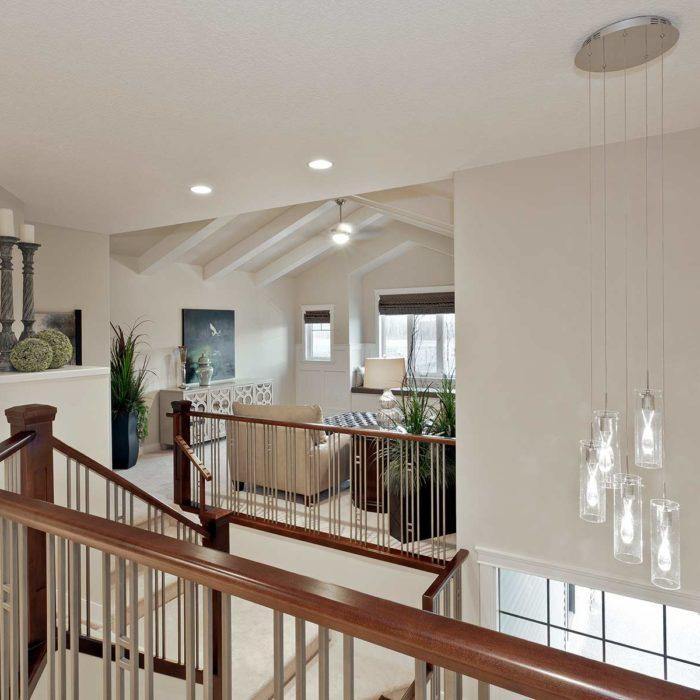 San Rufo Stairwell 8