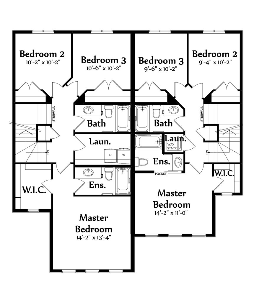 Emmerson A Mod Floorplan second