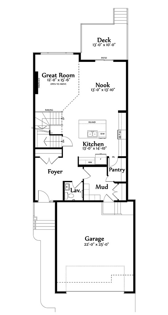 Joseph 2 Main Floorplan