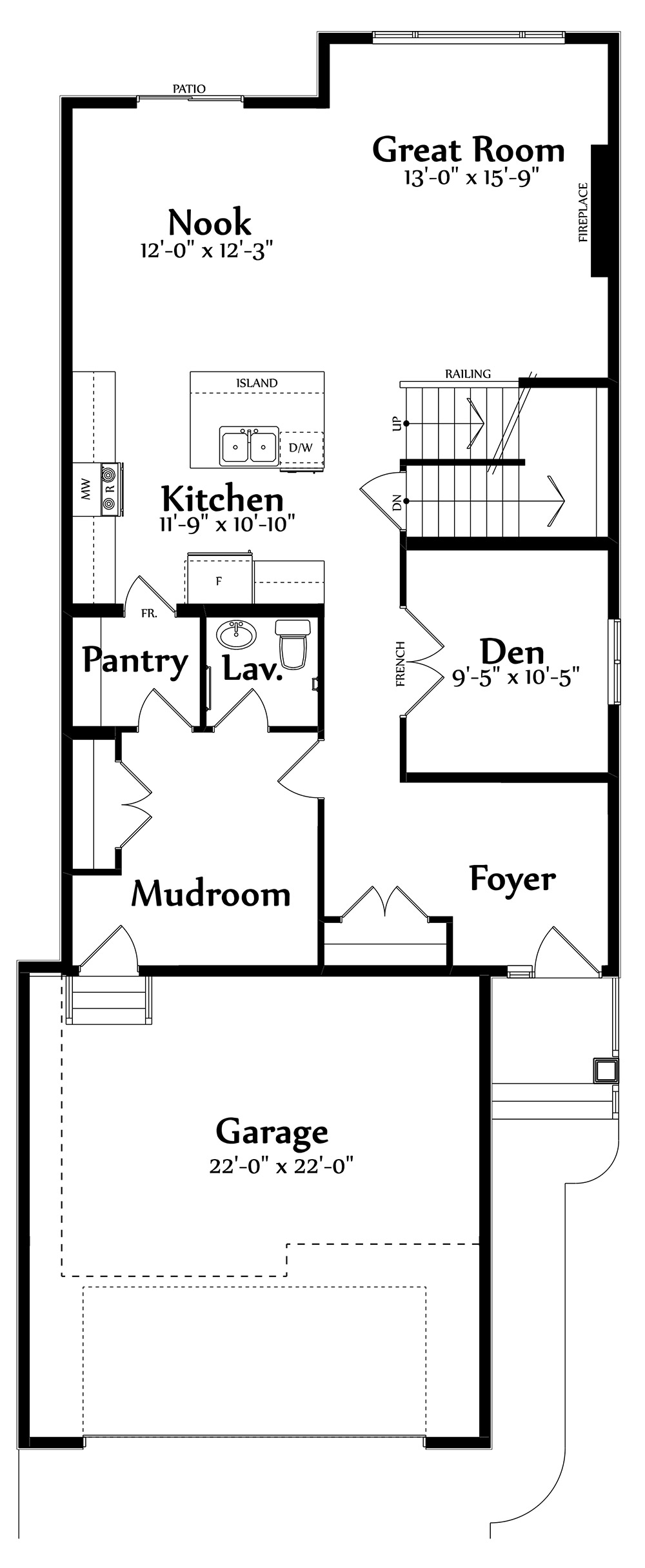 Isaiah Main Floorplan