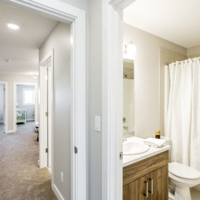 Nathan Ensuite and Hallway