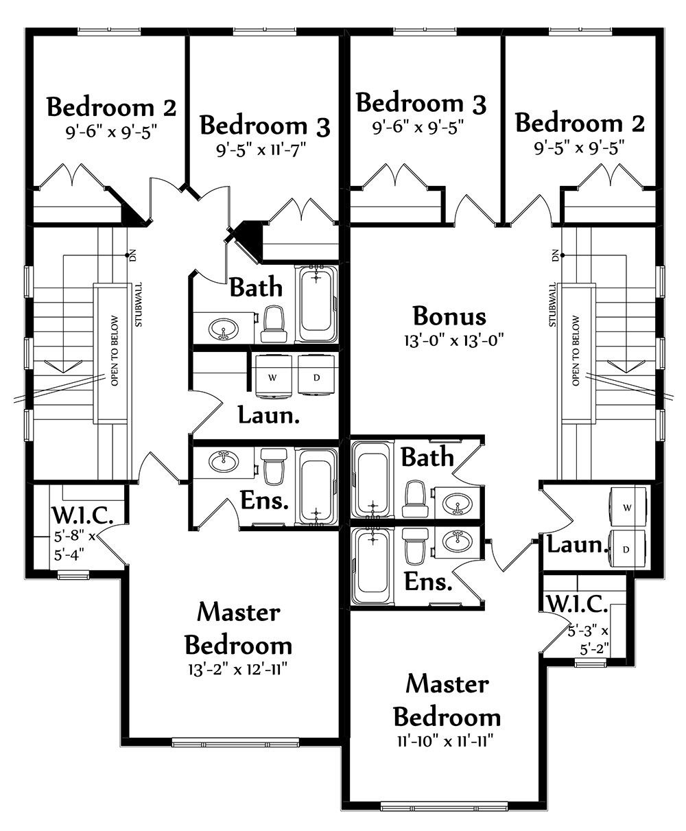 Nathan Second Floorplan