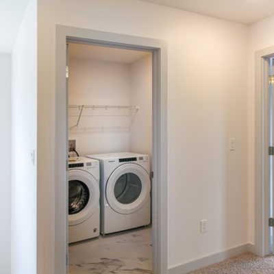 Bianca laundry room