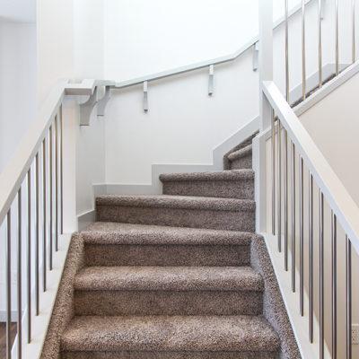 Bianca stairwell