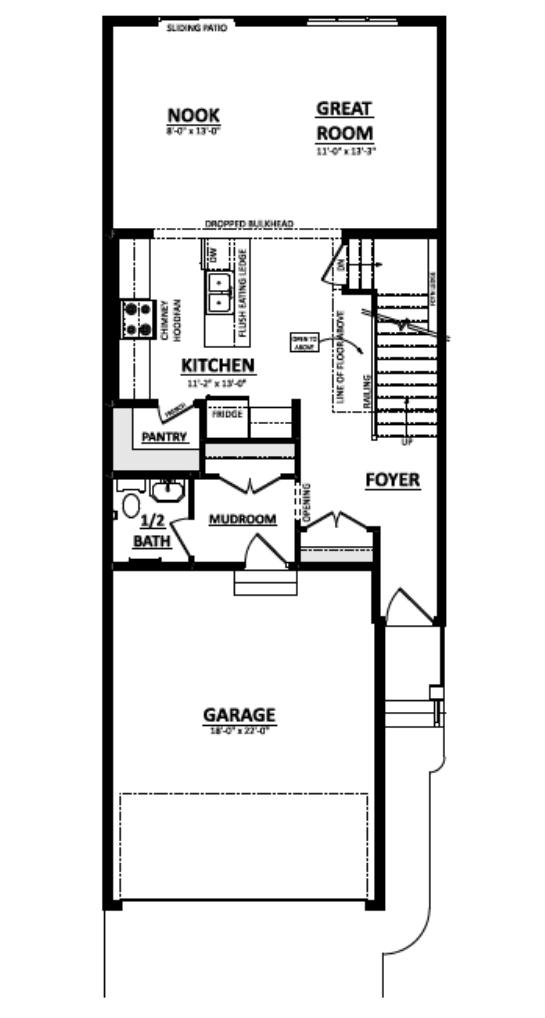 Durnin Main Floor