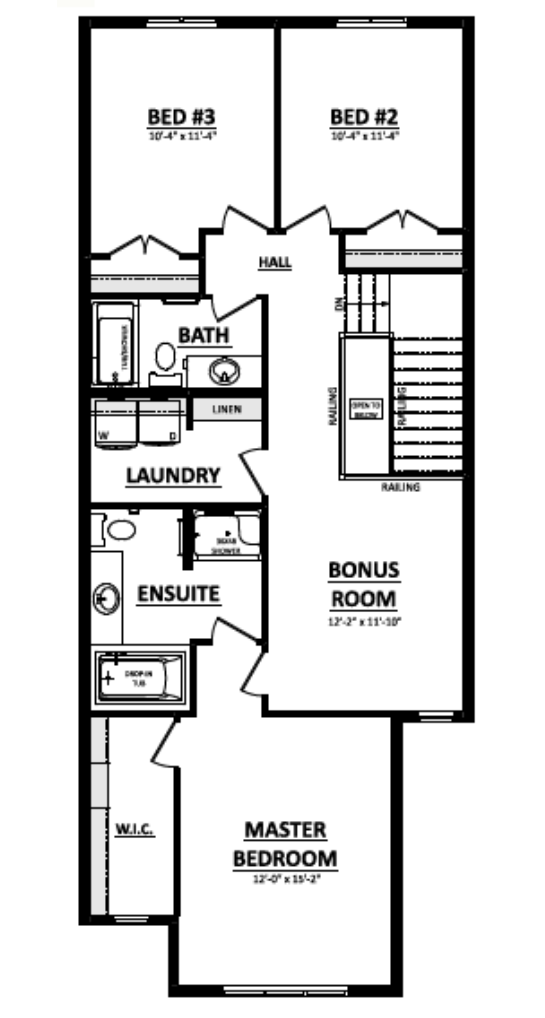 Durnin Second Floor