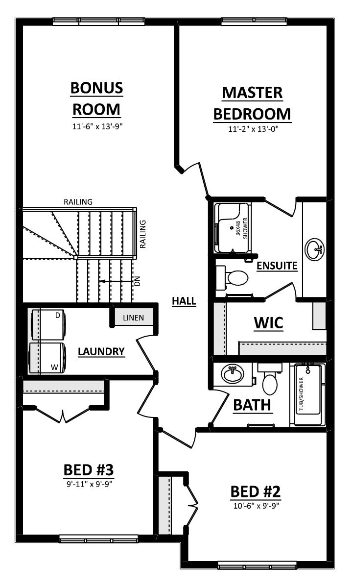 Keen Second Floor Image