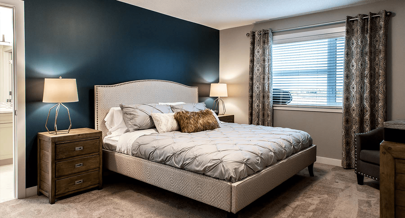 advantages building home with finished basement bedroom image min