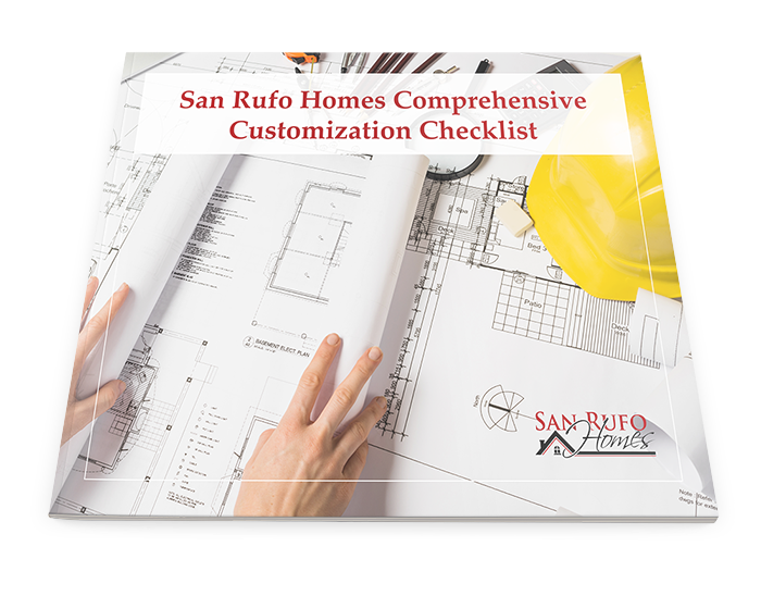 san rufo customization checklist cover 700
