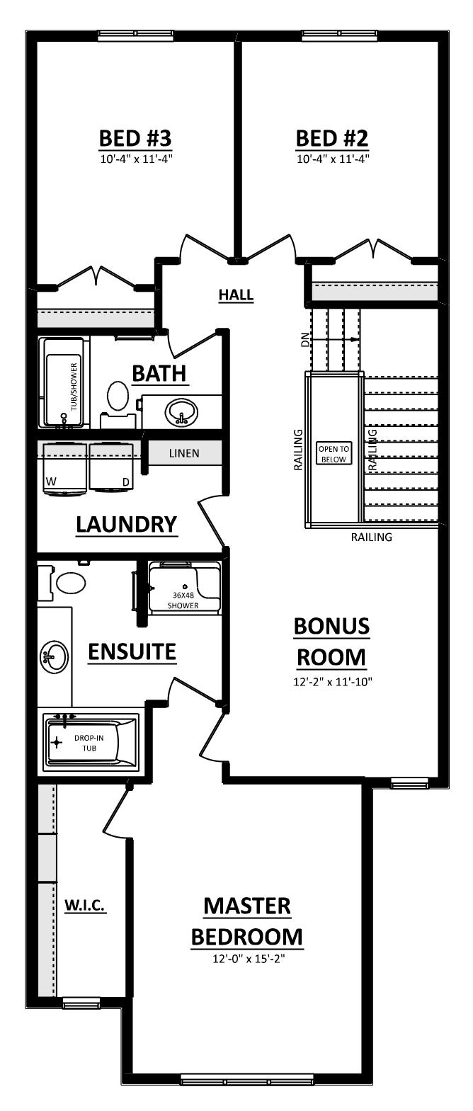 Durnin Second Floor Image