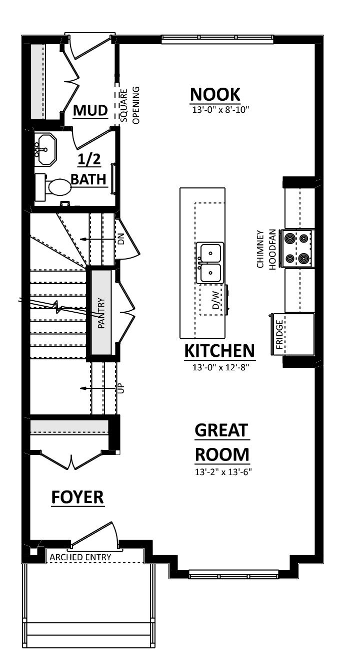 Oliver Main Floor Image