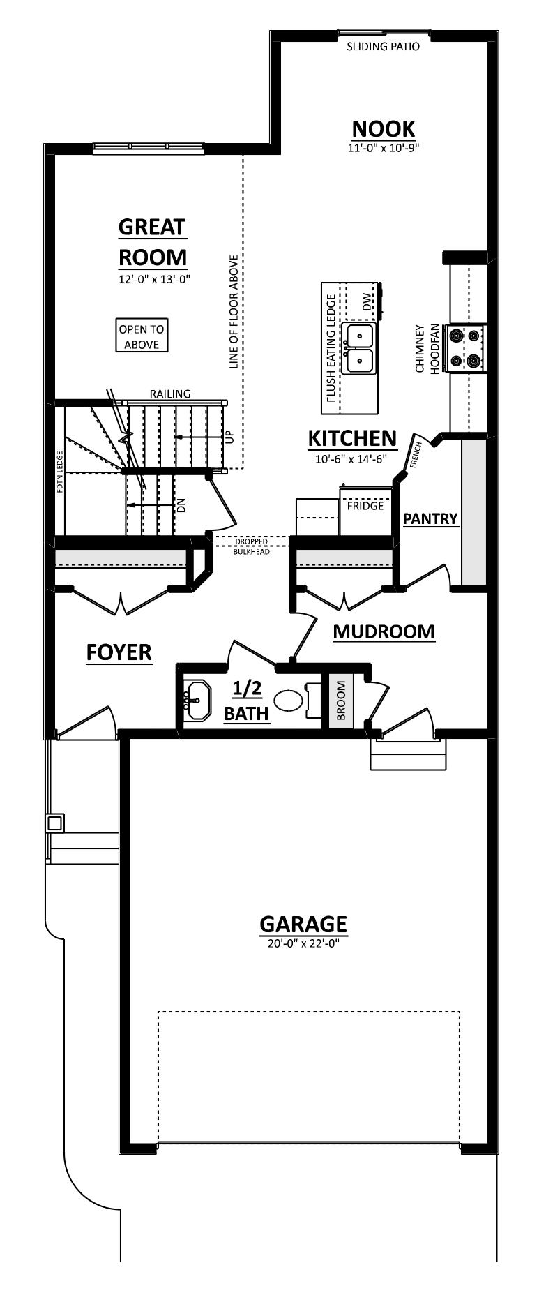 Tristen Main Floor Image
