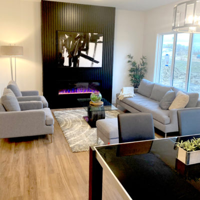 durnin showhome living room image
