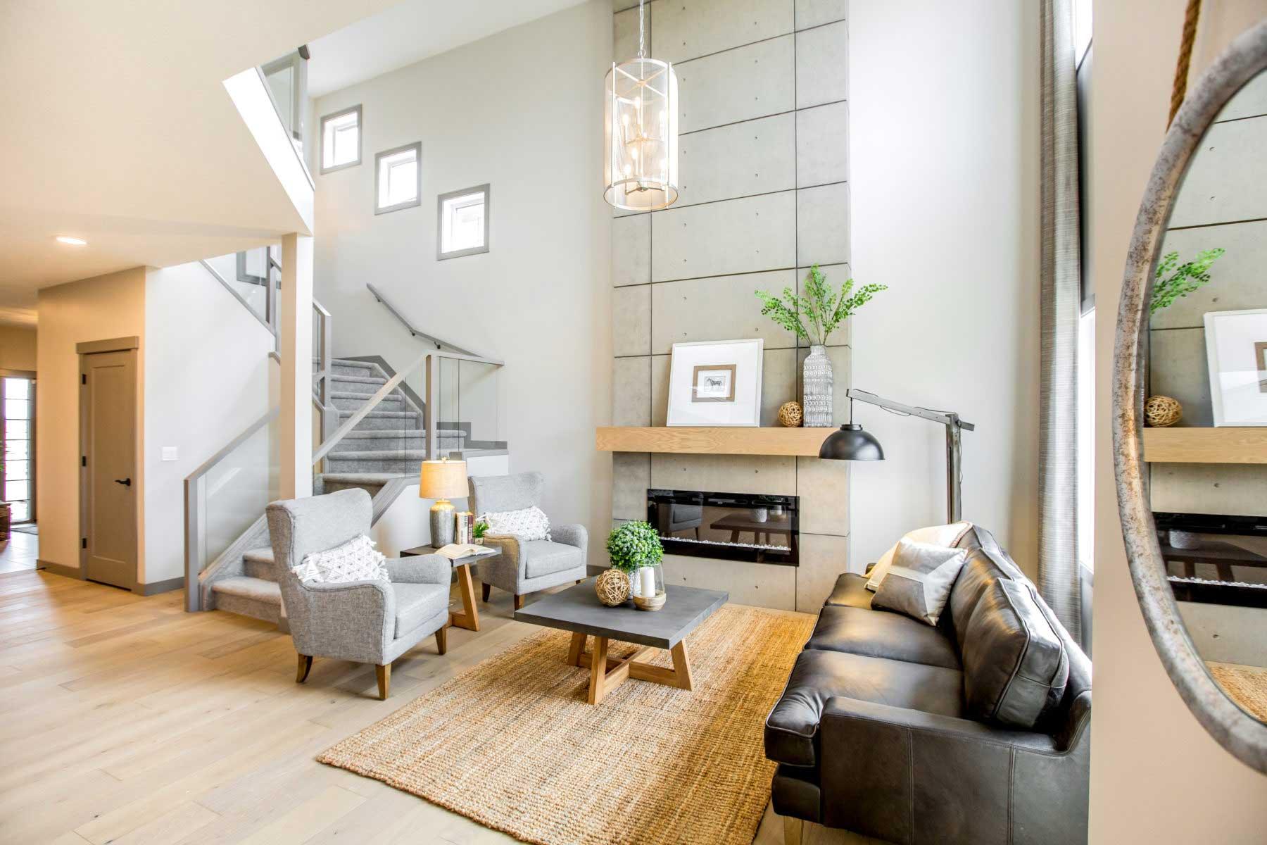 Living Room Jesperdale Sanrufo homes